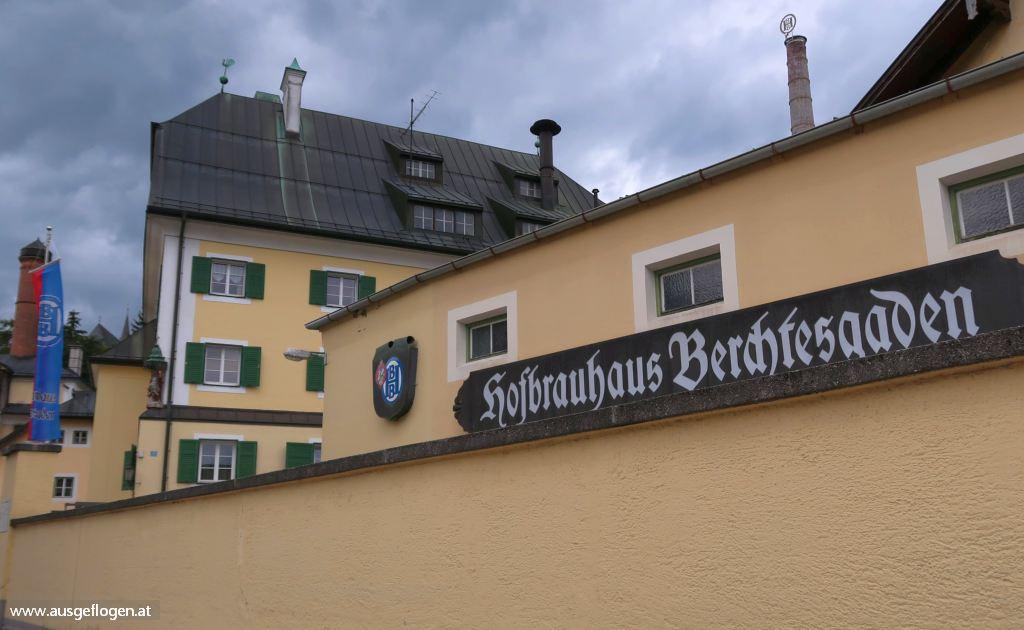 Berchtesgaden Sehenswürdigkeiten Hofbräuhaus