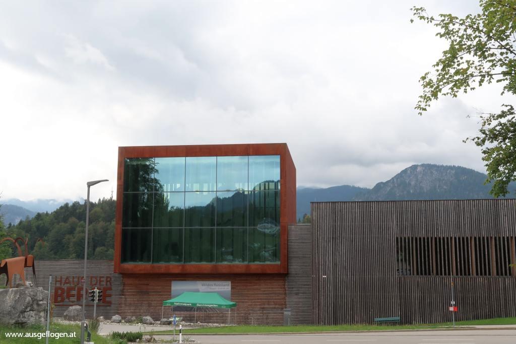 Berchtesgaden Sehenswürdigkeiten Haus der Berge