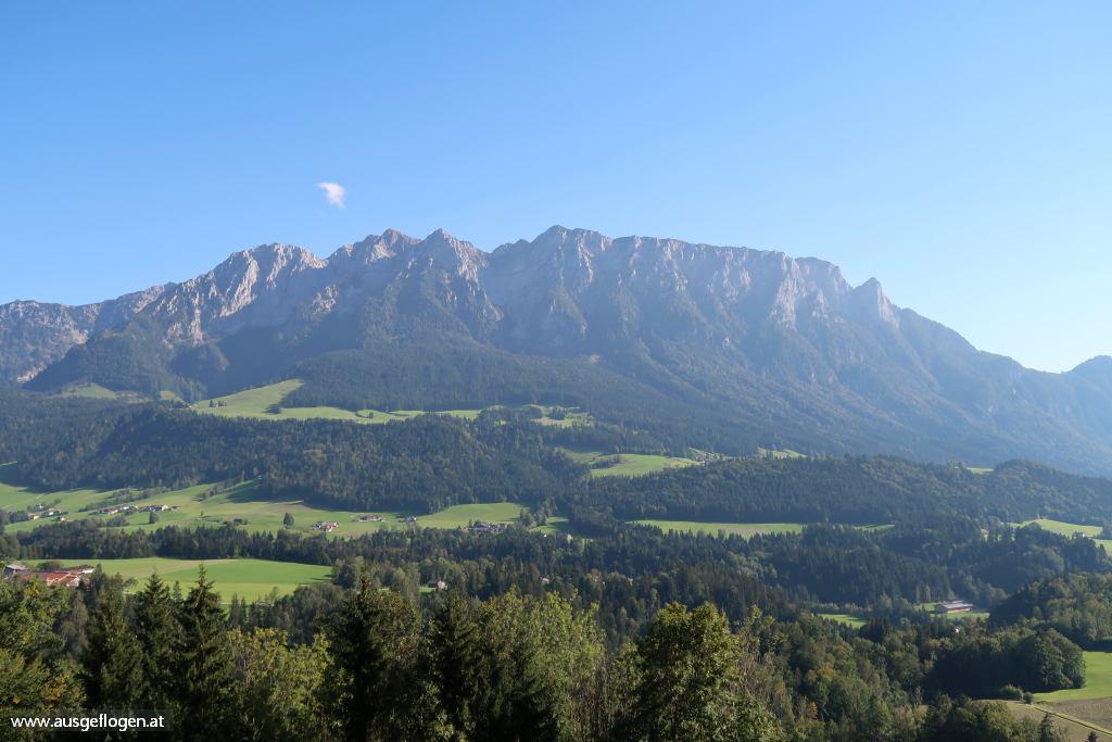 Kufstein Kaisergebirge Wilder Kaiser