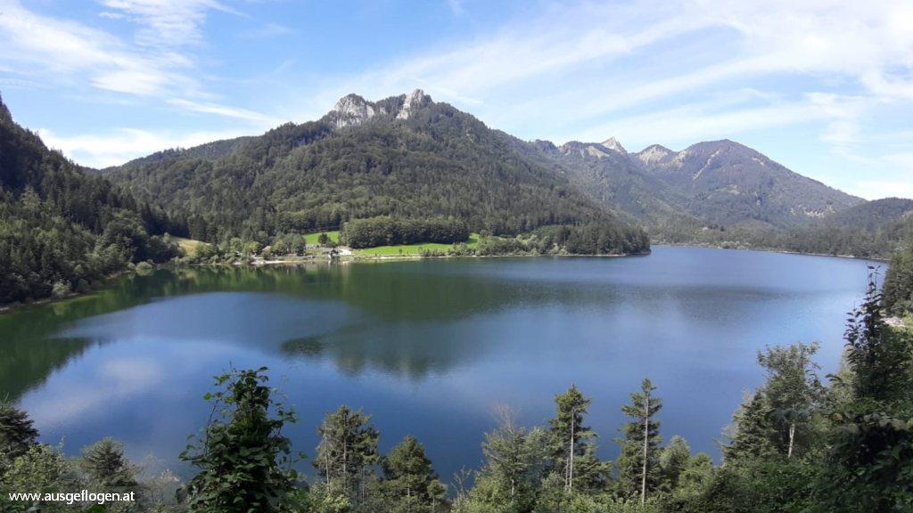 Schwarzensee Wolfgangsee