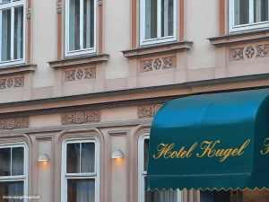 Romantikhotel Wien Hotel Kugel