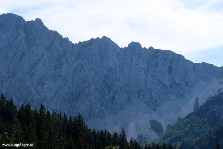 Talschluss Karawanken Bodental