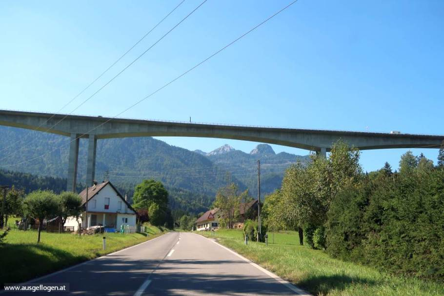 Karawankentunnel Kärnten