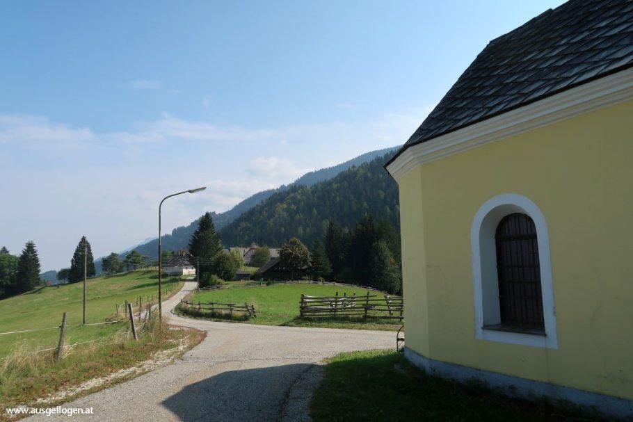 Wurzenpass Karawanken
