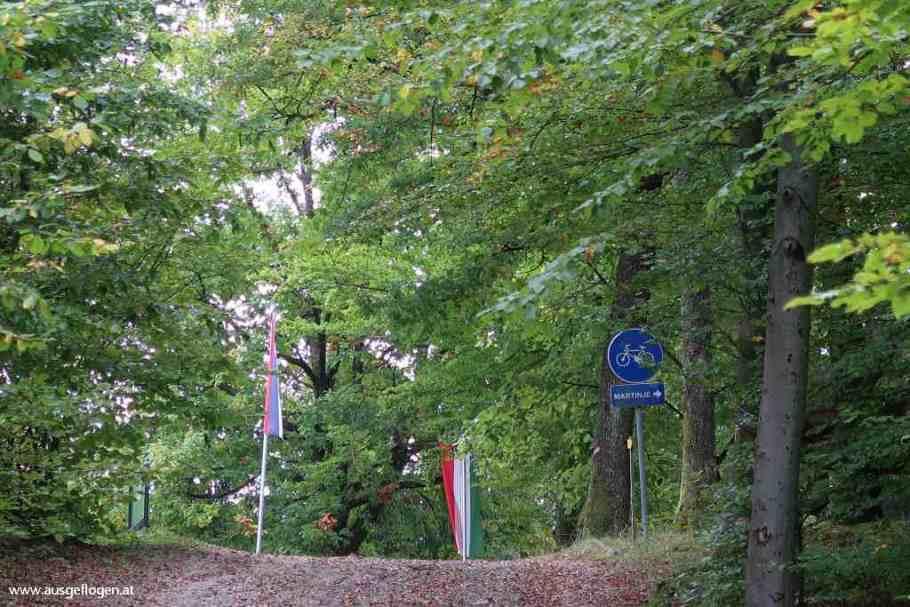 Dreiländereck Österreich Ungarn Slowenien