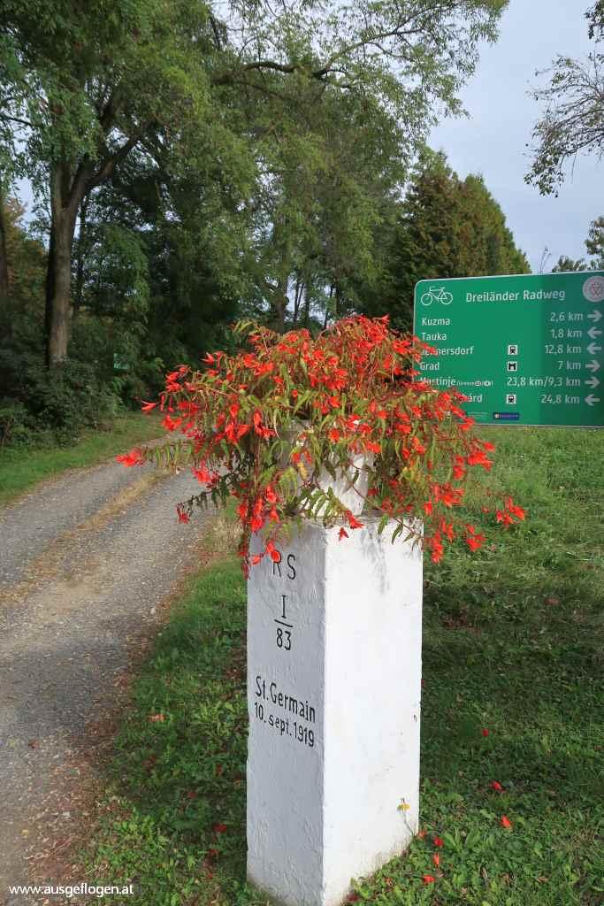Grenze Naturpark Raab