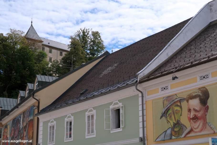 Südkärnten Ausflugsziel Bleiburg Werner Berg Museum