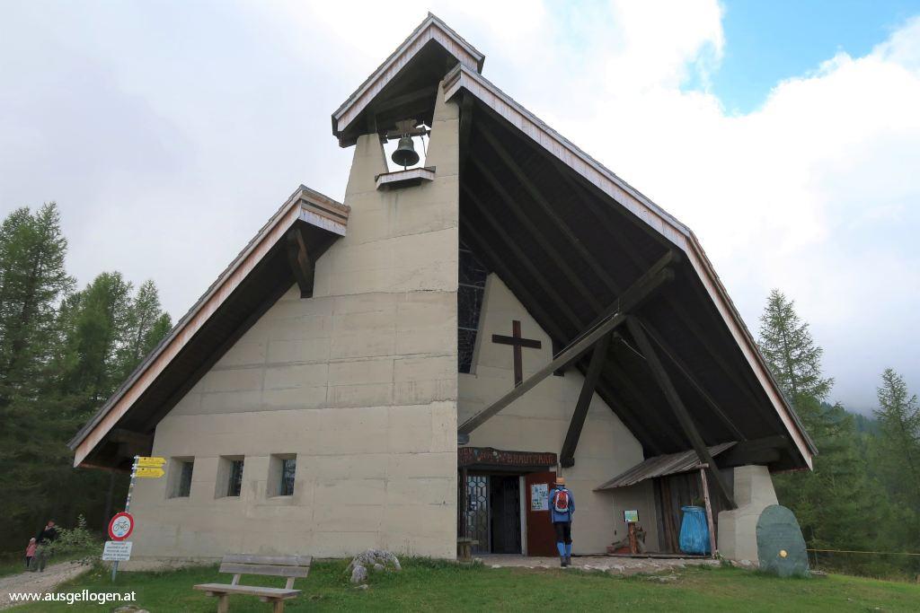 St. Anna Kapelle Petzen
