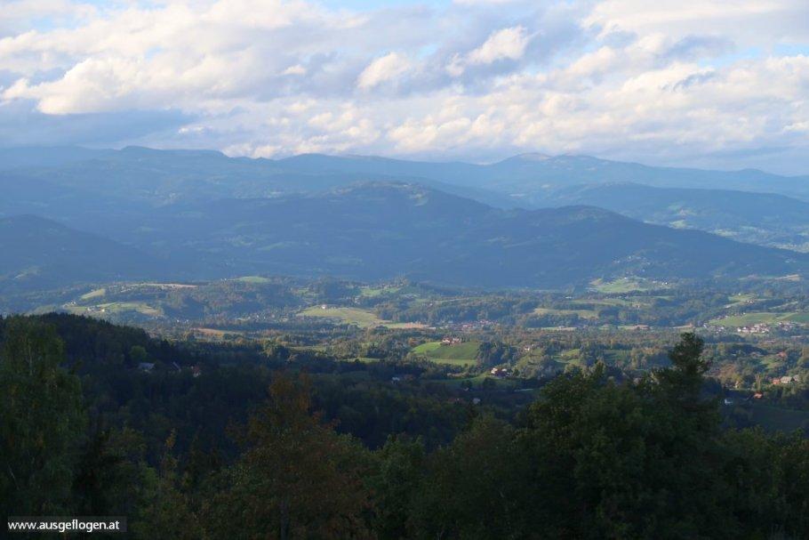 Altenbachklamm Panorama Tertinek