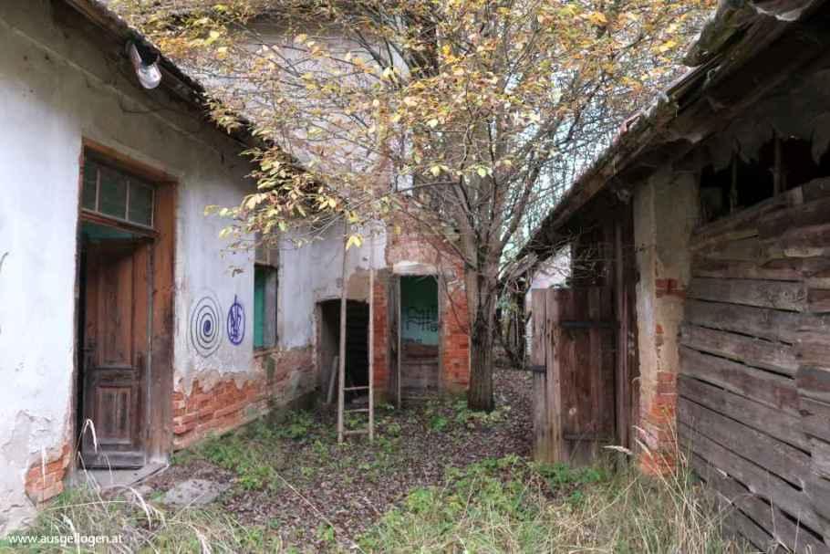 Lost Place Waldviertel Anderlfabrik