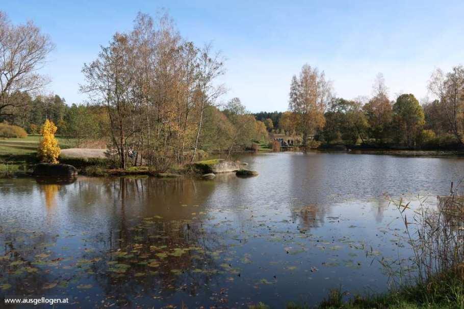 Teichkettenweg Spaziergang