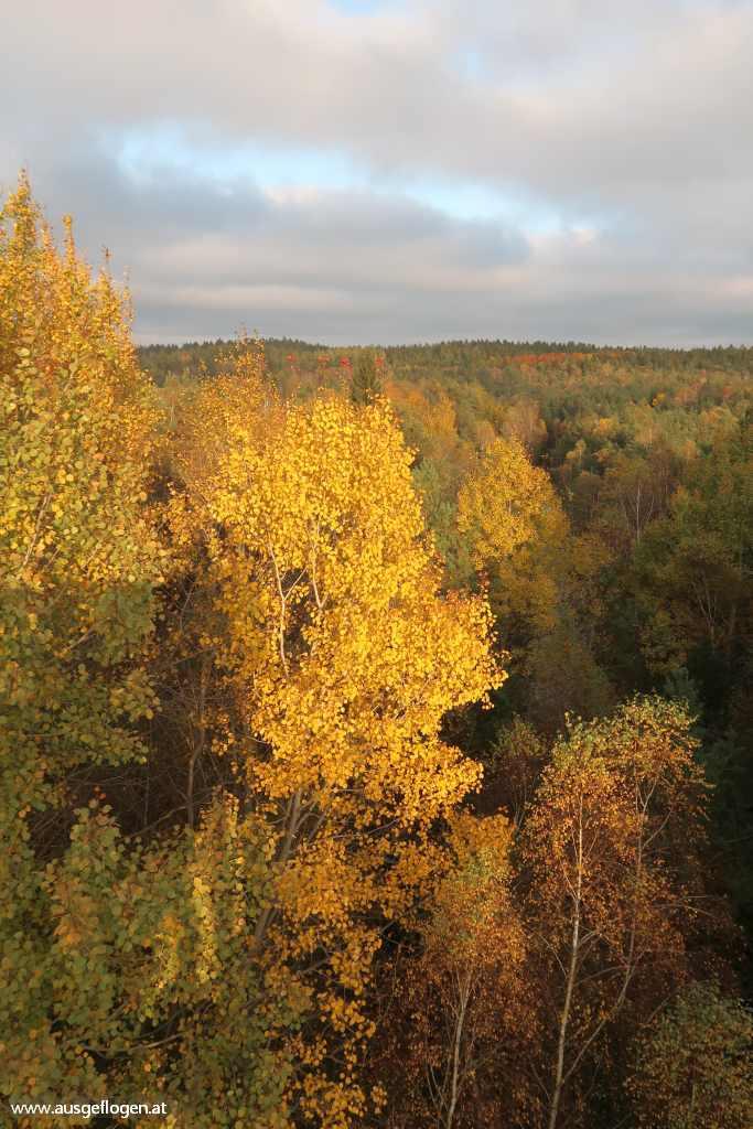 Himmelsleiter Schrems Ausflugsziel oberes Waldviertel