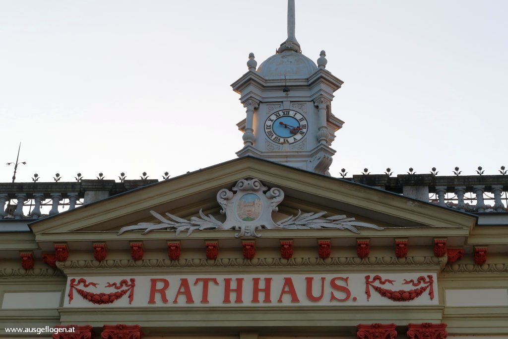 Weitra Rathaus