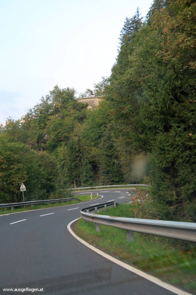 Nassfeldpassstraße