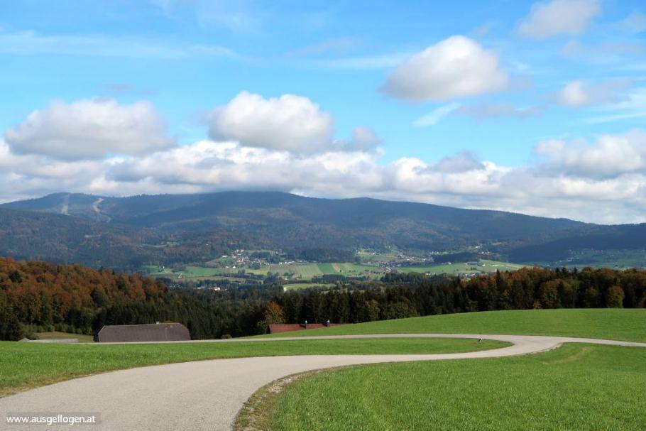 Tal der Großen Mühl Böhmerwald