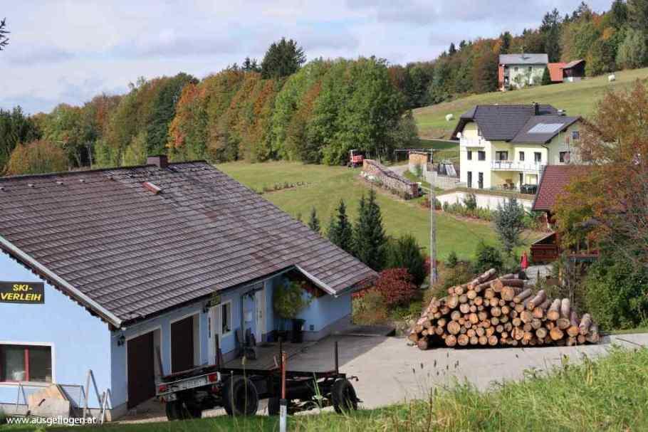 Schwarzenbergbahn Böhmerwald