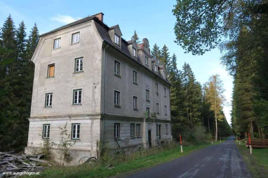 Grenzübergang Aigen-Schlägl Zollhaus