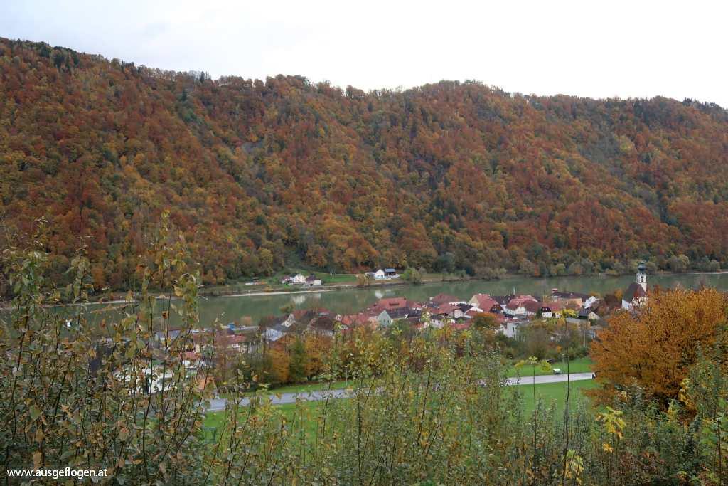 Aussichtsplatz Engelhartszell