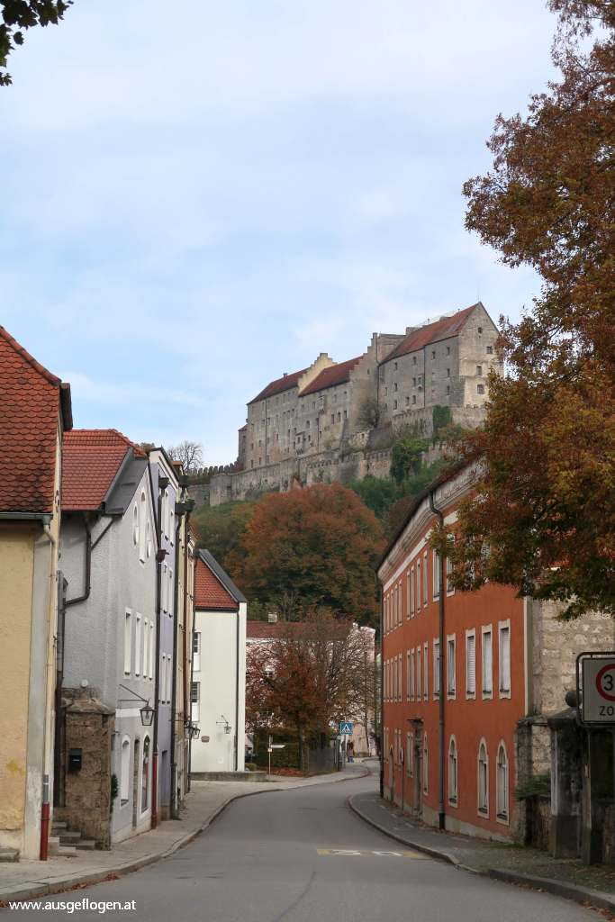 Burghausen Sehenswürdigkeiten Spaziergang