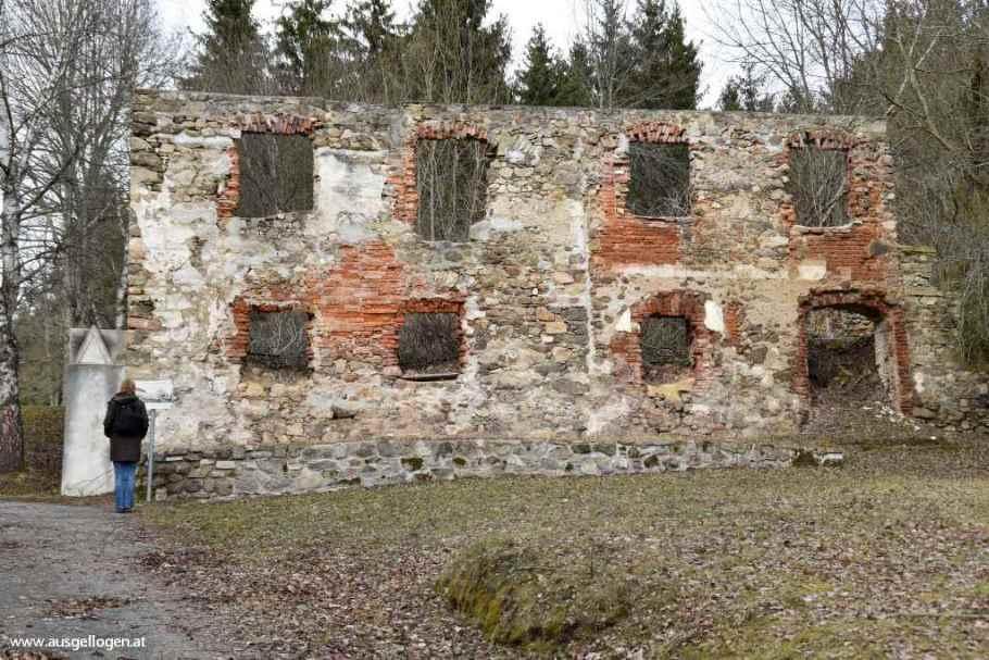 Lost Places Niederösterreich Döllersheim