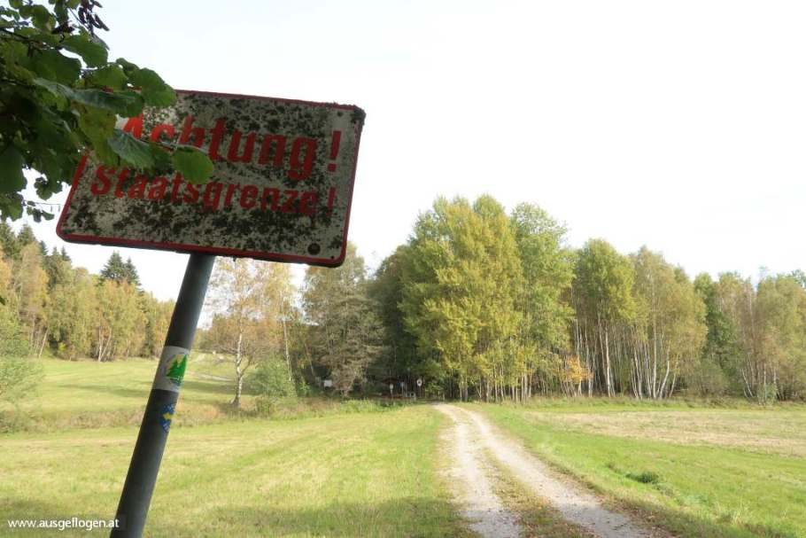 südlichster Punkt Böhmens