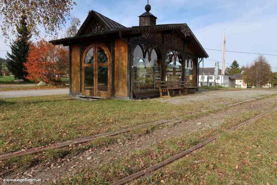 Mühlviertler Pferdeeisenbahn
