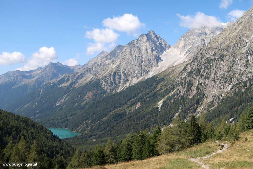 Osttirol Sehenswürdigkeit Staller Sattel