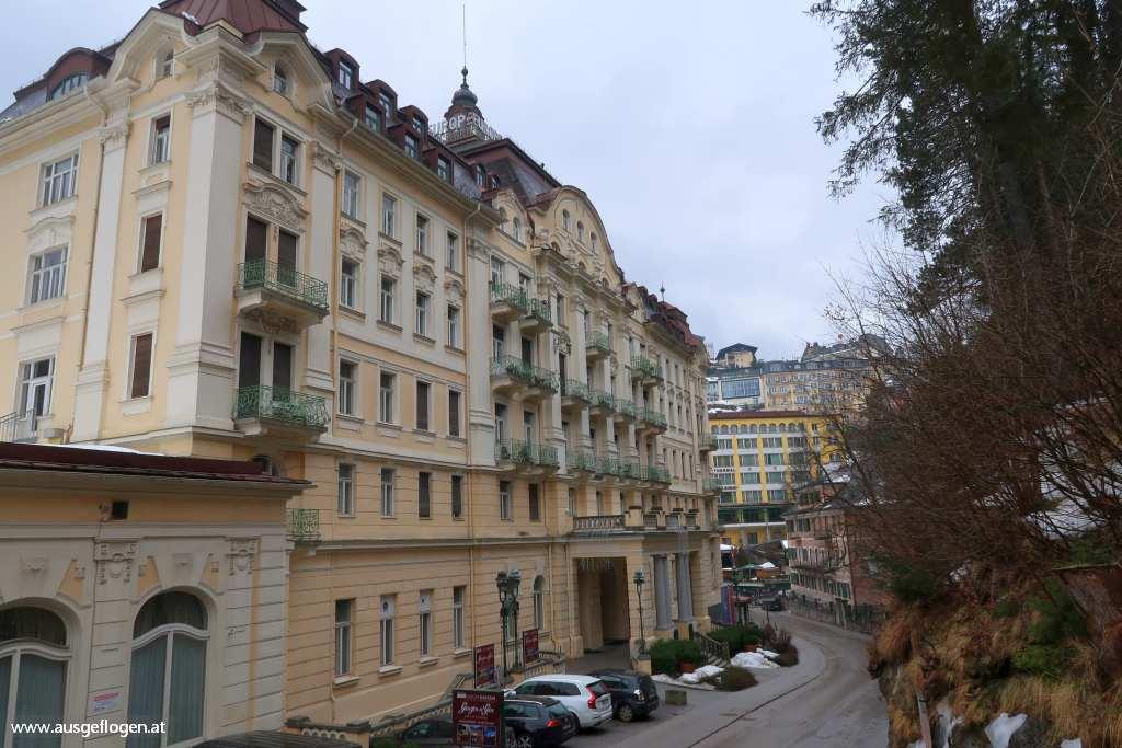 """Bad Gasteiner """"Grand Hotel de l'Europe"""""""