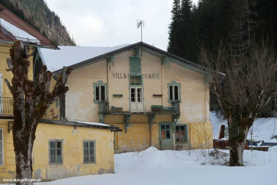 Lost Place Salzburgerland