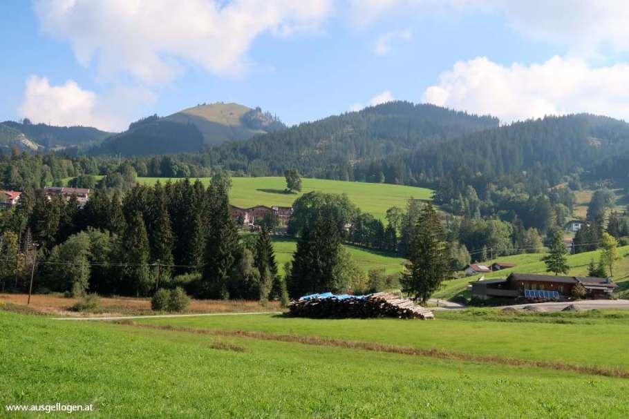 Exklaven Österreich Jungholz Tirol