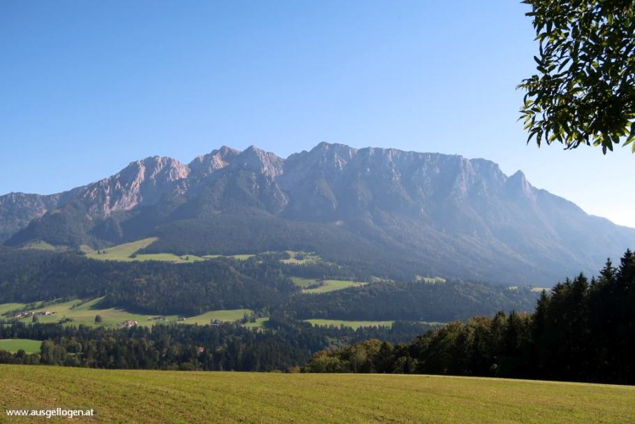 Kaiserwinkl Urlaub Tirol Wilder Kaiser