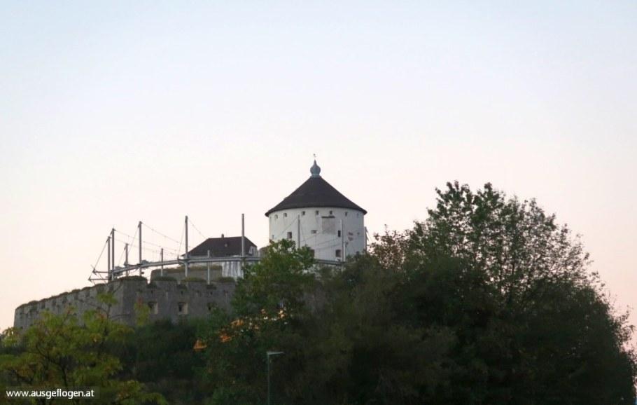 Kufstein Festung von oben