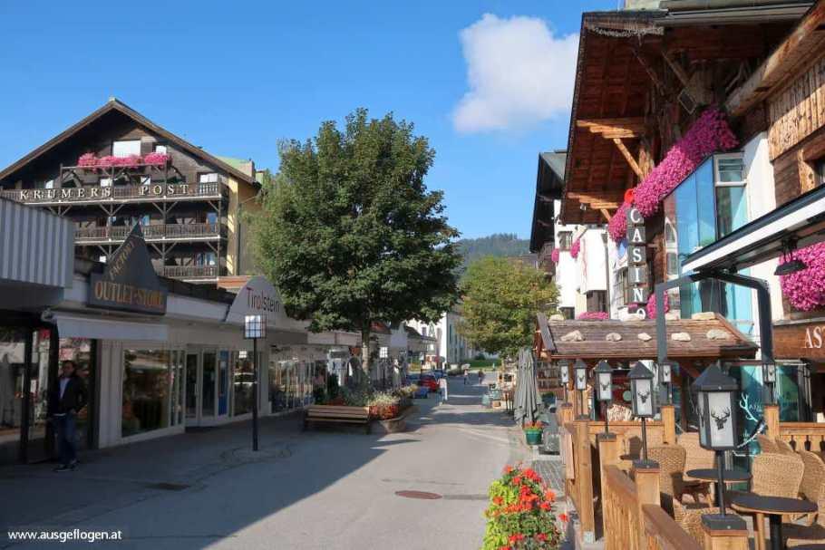 Seefeld Rand des Karwendelgebirges