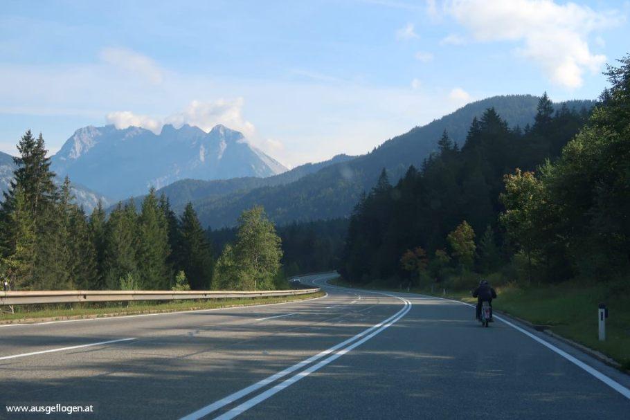 Scharnitzpass Karwendel
