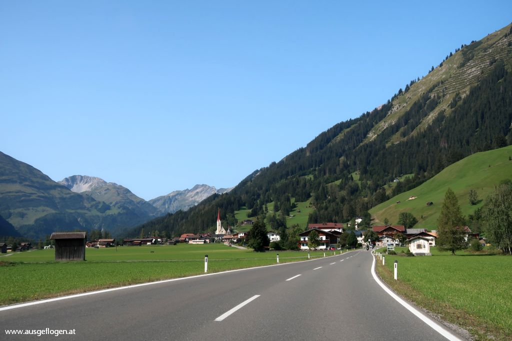 Holzgau im Lechtal