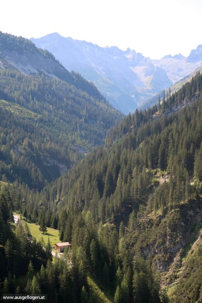 Kaisers im Lechtal Ausflugsziel