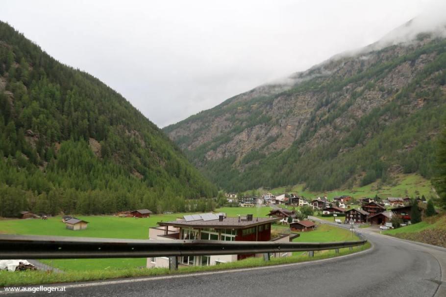 Ötztaler Alpen Zwieselstein