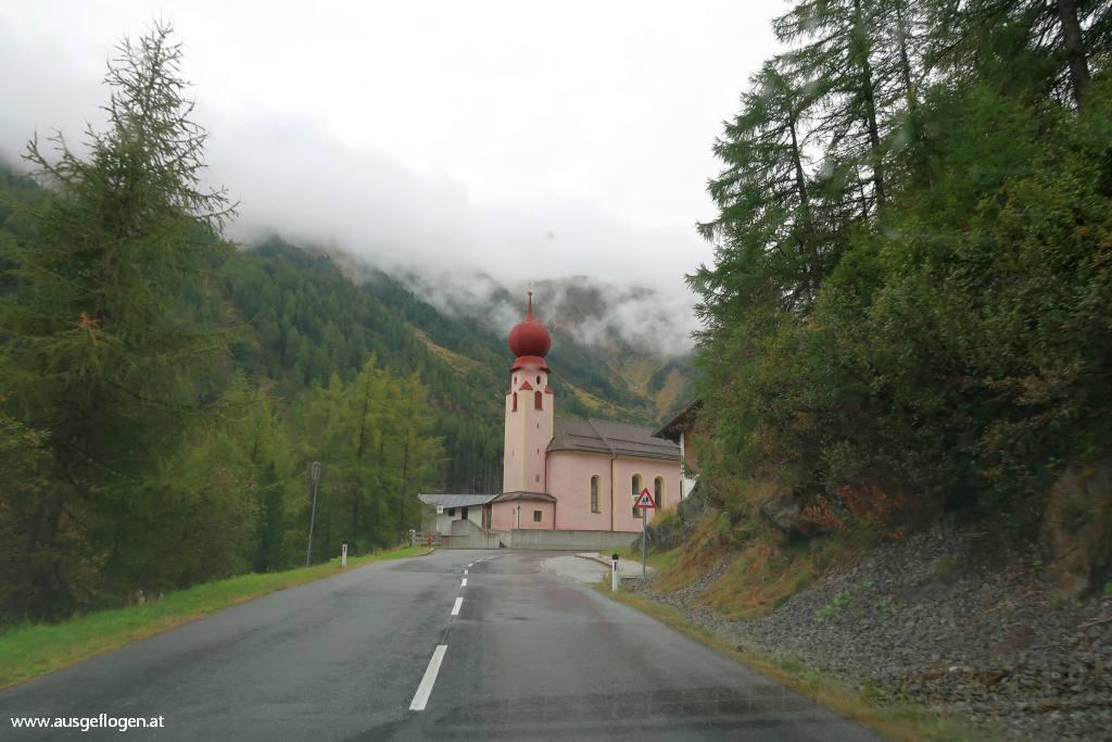 Ötztaler Alpen Venter Tal