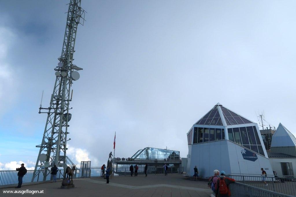 Schneekristall Ausstellung