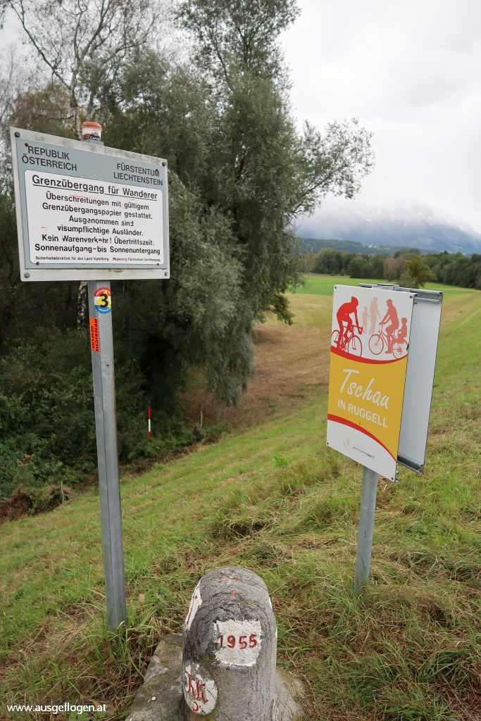 westlichster Punkt Österreichs