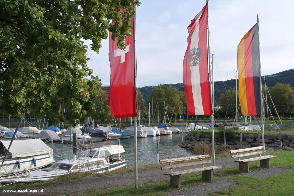 Dreiländereck Bodensee