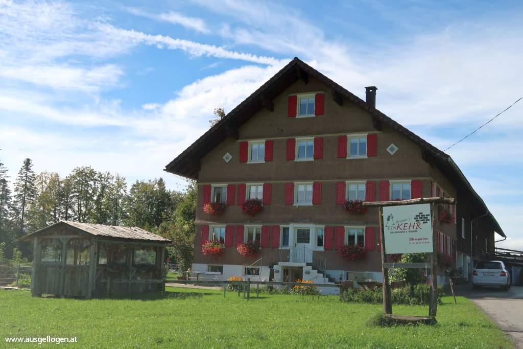 Ausblicke Bregenzerwald Sulzberg