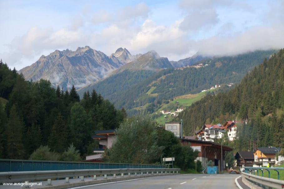 Paznauntal Tirol Kappl