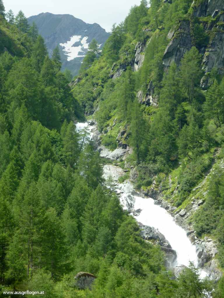 Osttirol Sehenswürdigkeiten Umbalfälle