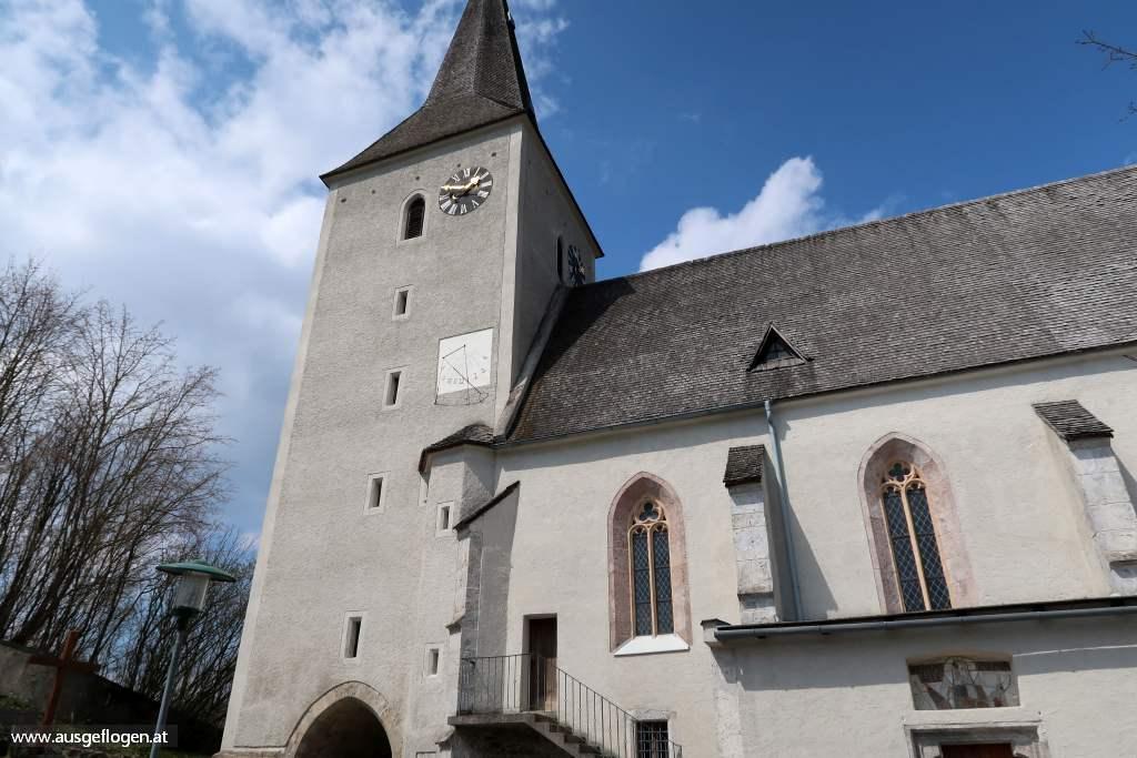Kaumberg Via Sacra Wehrkirche