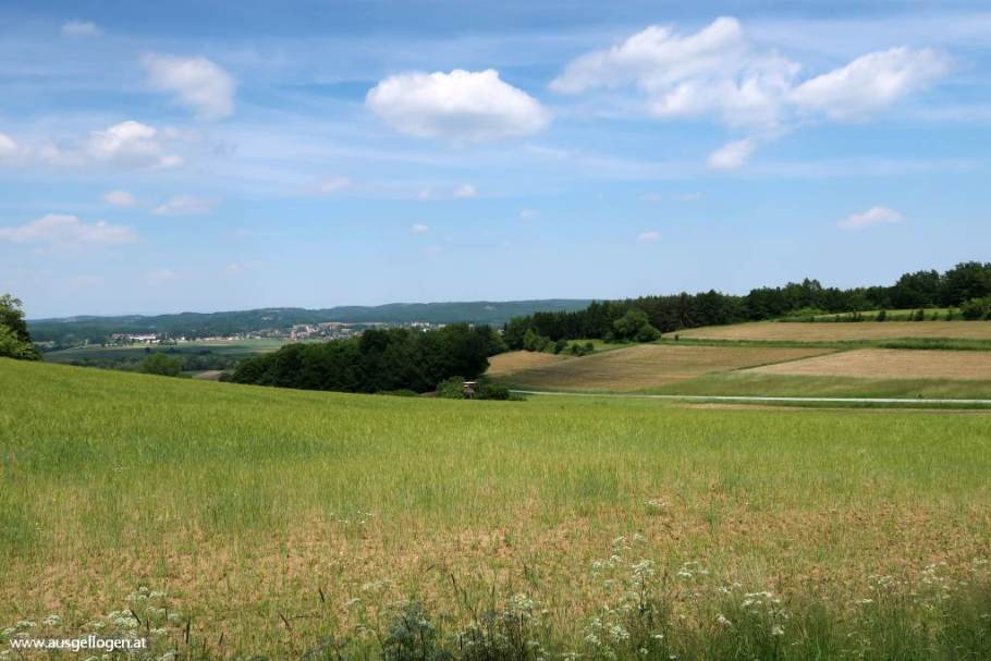 Paradiesroute Südburgenland Etappen Schlösslberg