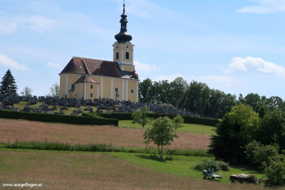 Paradiesroute Südburgenland Etappen  Dreiländereck