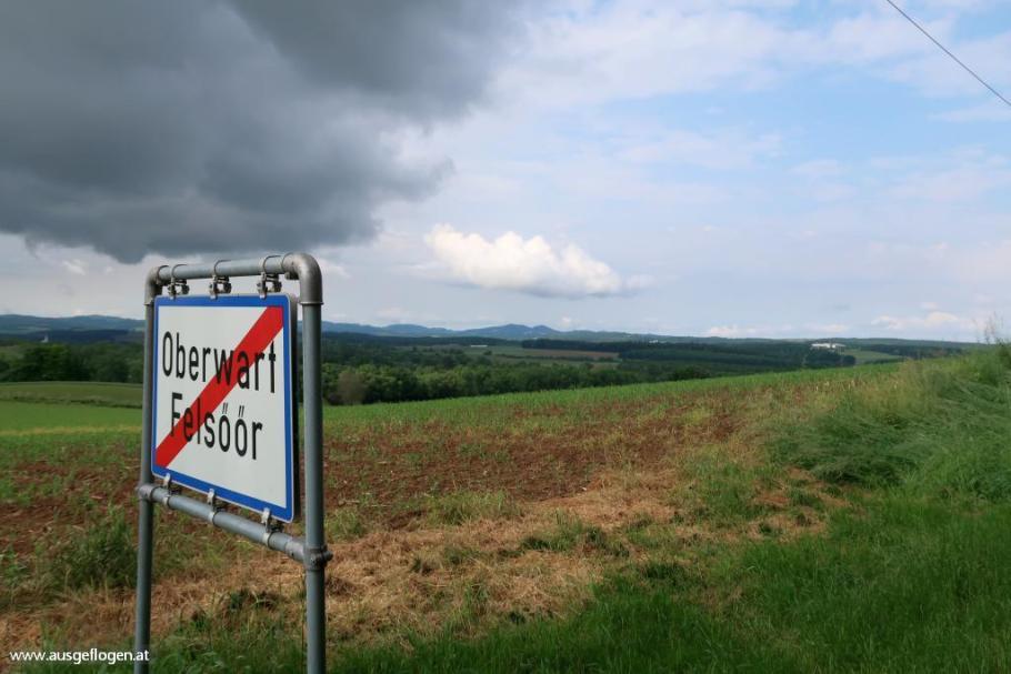 Paradiesroute Südburgenland Etappen Oberwart