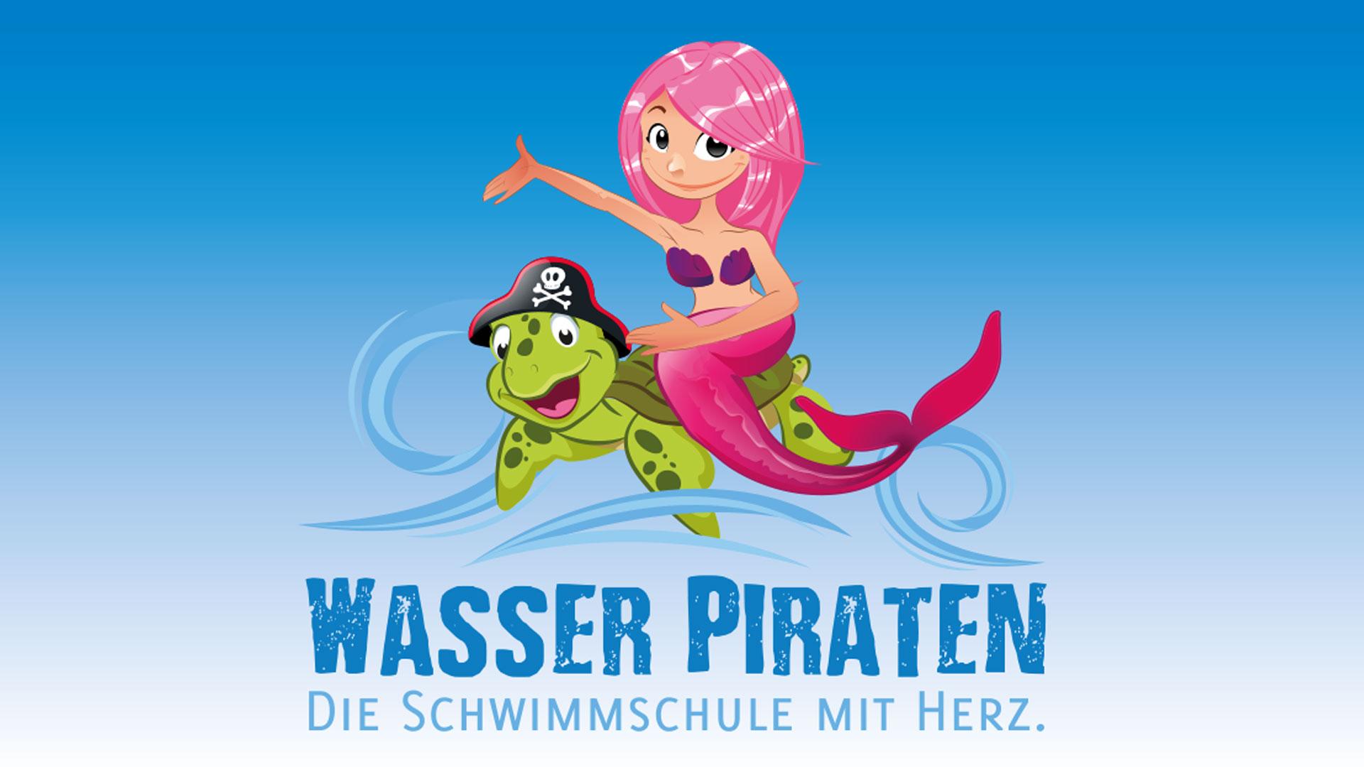 Wasser Piraten Titelbild
