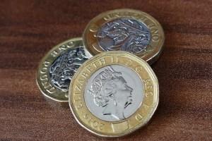 England Währung - Britischer Pfund